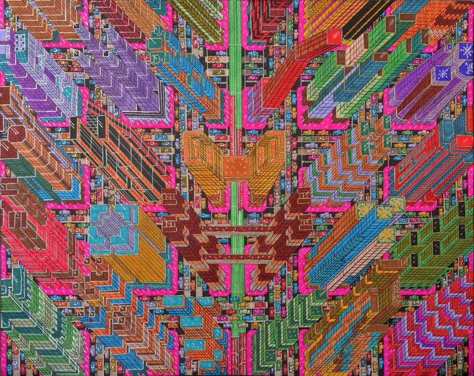 Galerie DEGBOMEY: Mamadou Cisse Senegal